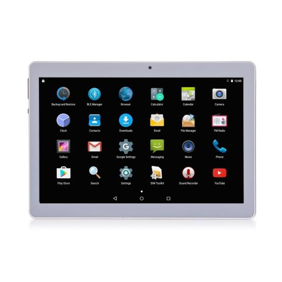 BEISTA 10.1 Inch 3G Tablet,Quad Core Android 5.1 Lollipop Tablet 2G/16GB,WI-FI,1280x800 IPS Bluetooth 4.0